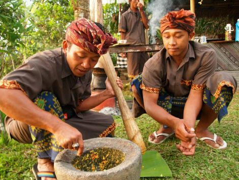 Sharing Bali version of a Thermomix