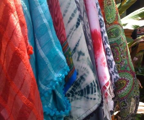 Kimonos Bali Village Style
