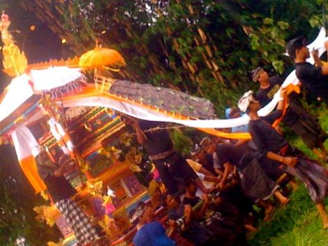 A Balinese cremation is an incredible, emotional, respectful ceremony to release the soul into the next life. For me, it did not lessen the pain of loss of my friend.