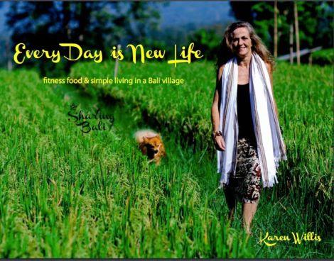 Sharing Bali ebook cover